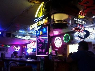 C Hunts Ice Bar in Austin