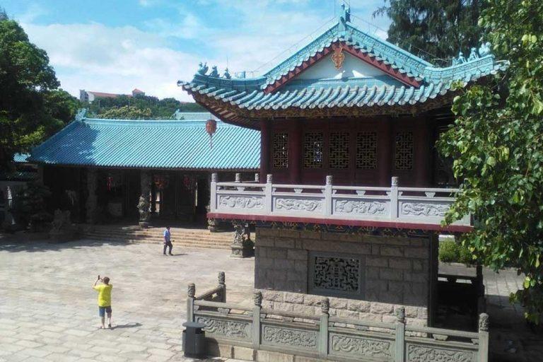 Tian Hou Temple Shenzhen China